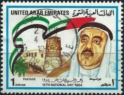 United  Arab Emirates ( UAE ) 1984 - Emir Of Fujeira ( Mi 175 - YT 164 ) - Verenigde Arabische Emiraten