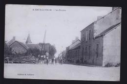 CRUX LA VILLE  FAMILLE LEBLANC - France