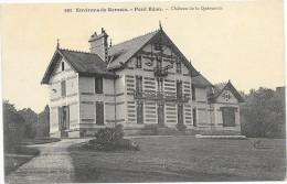 PONT REAN: CHATEAU DE QUEMERAIS - France