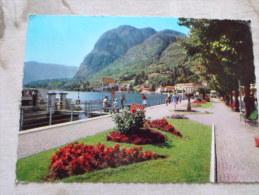 Italia - Lago Di Como  -Menaggio  Lungolago  1971   D128115 - Como