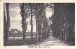 3703 - Chevroux Route Du Port - VD Vaud