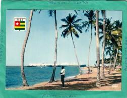 TOGO LOME VUE SUR LE PORT - Togo