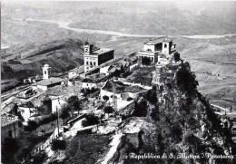 13 Repubblica Di San Marino - Panorama, Con O Di 22.9.1956 Per Zurigo (Svizzera) - Saint-Marin