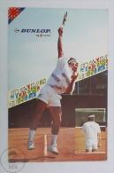 Sport Advertising Postcard - Dunlop - Tennis Player Emilio Sanchez Vicario - Tenis