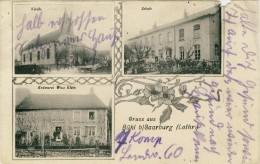 BÜHL(57) Saarburg  Gruss Krämerei  Klein  Feldpost - France