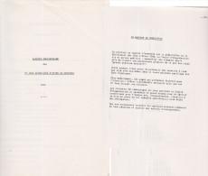 C1 Xe JEUX OLYMPIQUES D HIVER De GRENOBLE 1968 Rapport Preliminaire JUILLET 1968 - Sport