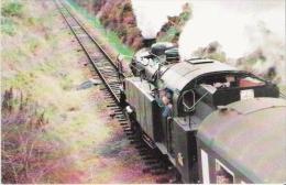 LOCOMOTIVE A VAPEUR 141 T D 740        C F P Q                               24 10 82 - Trains