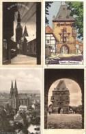 Gloria (o 1929) Osthofentor (o 1930)  Wiesenkirche (o 1931 Bug+Kleber?) Osthofentor S/w (o 1932 Eck-Bug) - Soest