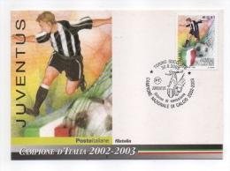 Juventus - Campione D' Italia 2002-2003 - Football