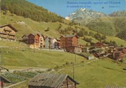 CPSM       Eison  Et Le Sasseneire      P  3113 - VS Valais