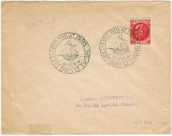 FRANCIA - France - 1941 - 30c - Imprimes - CACHET Exposition Philatélique De L'Art Dans Le Timbre Paris - Viaggiata D... - Storia Postale