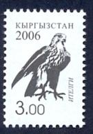 Kyrgyzstan 2006 Bird Of Prey 1v** - Kyrgyzstan