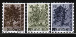 LI 1958 MI 371-73 - Liechtenstein