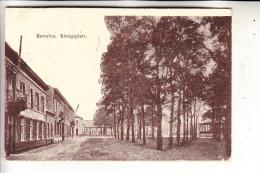 B 3580 BERINGEN - BEVERLO, Königsplatz, 1916, Deutsche Feldpost - Beringen