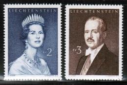 LI 1960 MI 402-03 - Liechtenstein