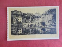 Luxembourg   Grund   -ref 1746 - Postkaarten