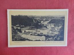 Luxembourg Pfaffenthal Et Viaducs  Du Nord Ref 1746 - Postkaarten