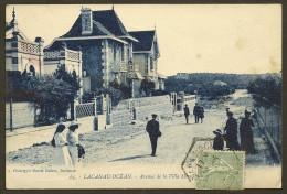 LACANAU-OCEAN Avenue De La Villa Mireille (Marcel Delboy) Gironde (33) - Autres Communes
