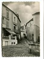 CP - BAINS LES BAINS (88) RUE DE LA ROCHE - Bains Les Bains