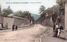 25 - BAUME-les-DAMES -  Route De Belfort. - Baume Les Dames