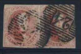 BELGIQUE   N °12 - 1869-1883 Leopold II