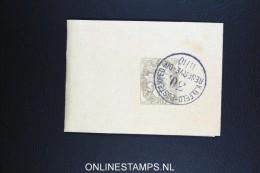 France: Bande Pour Journaux Mi 14 Obl K.D.Feld-Postexped. 30 Reserve Div. - Postal Stamped Stationery