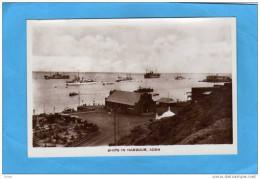 ADEN-+ships In Harbour-les Bateaux En Attente  Dans Le Port -les Quais Animés -années 1910-+20-édition Howard - Yémen