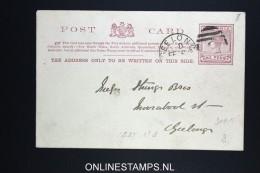 Victoria Postcard  Used 1887 - 1850-1912 Victoria