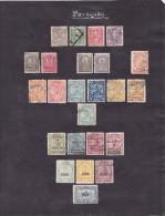 Paraguay - Collection Petit Prix - 13 Scans - Paraguay