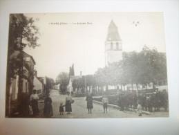 2yic - CPA N°1 - RIANS - La Grande Rue  -  [18] - Cher - Other Municipalities