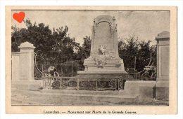 25093-LE-95-Luzarches-Monument  Aux Morts De La Grande Guerre - Luzarches