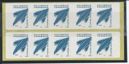 Polynesie Carnet N° 704 A - Côte : 300 Euro - Libretti