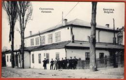 BELGRAD - PARLAMENT - Skupstina  ( Serbia ) * Not Travelled * Belgrade Beograd Srbija - Serbia