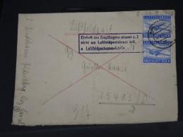 ALLEMAGNE- LETTRE POUR UN SOLDAT EN 1944 AFF LUFTFELD POST   - A VOIR - LOT P2707 - Briefe U. Dokumente