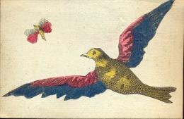 Chromo - Oiseaux - Vogels - Découpis