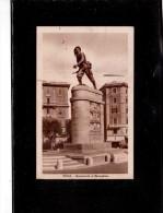 7585  -   ROMA,  Monumento Al Bersagliere      /      VIAGGIATA - Autres Monuments, édifices