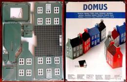 Tirelire à Construire - Maquette NEUVE D´une Maison Verte Danoise - DOMUS Année 2000 - Autres Collections