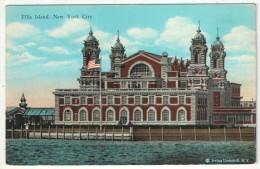 Ellis Island, New York City - Ellis Island