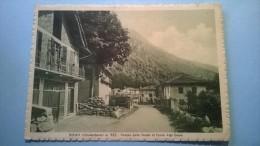 Breno (Chialamberto) - Veduta Della Strada Di Forno Alpi Graie - Sonstige