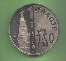 HOLANDA  - 1 WAAGJE 2004 - Paesi Bassi
