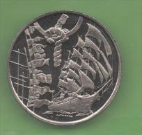 HOLANDA  - 5 FLORIN SAIL AMSTERDAM 2000 - Pays-Bas