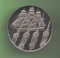 HOLANDA  - 5 FLORIN SAIL AMSTERDAM 2000 - Paises Bajos