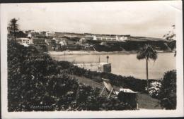 RP Portscatho Nr Falmouth & Truro Cornwall USED  Old Postcard - Angleterre