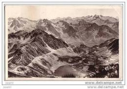 Pic Du Midi - Panorama Pris Du Terminus De La Route à 2640m, En Bas Col De Sencours Et Lac D´Oncet - Non Classés