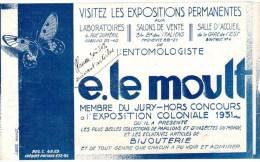 VP256/15- Catalogue De Bijouterie - E. Le Moult  (format 21,50 Cm X 13 Cm) - Publicités