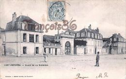 (33) Libourne - Place De La Verrerie - Hôtel De Pavillon Russe - 2 SCANS - Libourne