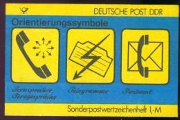 DDR SMHD 32 (gefüllt Mit 10 Mi 3156) Mh018 - [6] Democratic Republic