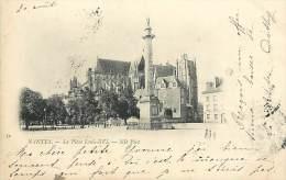 Réf : A-15-3569 :  NANTES   VERS 1900 - Nantes