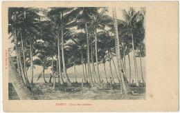 Tahiti Sous Les Cocotiers Undivided Back Edit E. Hanni - Tahiti