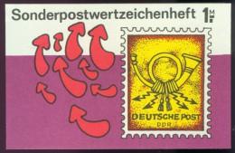 DDR SMHD 40 (gefüllt Mit 10 Mi 3226) Mh029 - [6] Democratic Republic